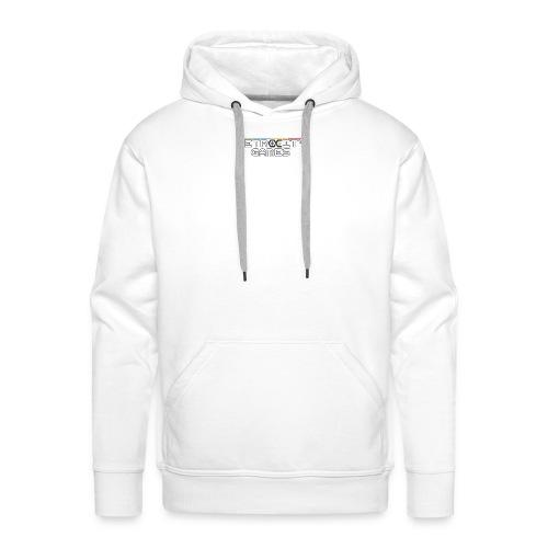 Casquette officielle - Sweat-shirt à capuche Premium pour hommes
