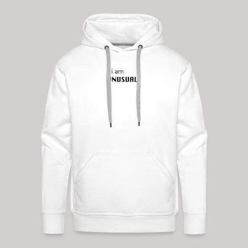I AM UNUSUAL Claire - Männer Premium Hoodie