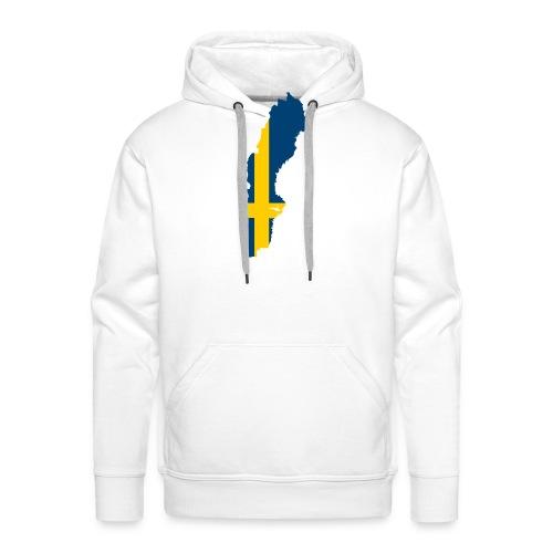 Sweden - Mannen Premium hoodie