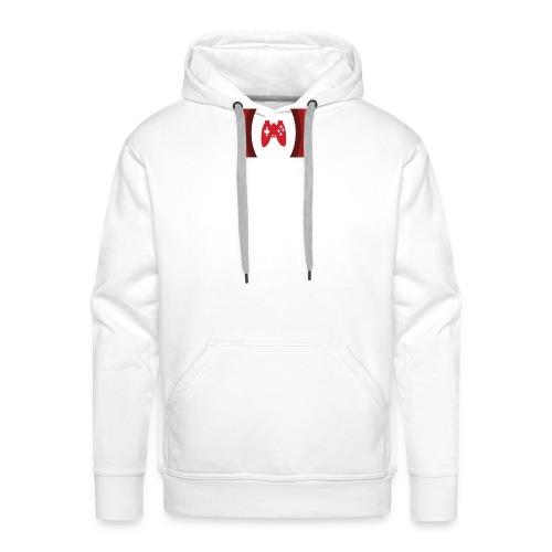 Tshirt - Player Youtube - Felpa con cappuccio premium da uomo