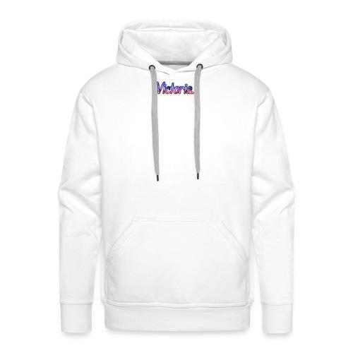 Victoria (For my friend) - Men's Premium Hoodie