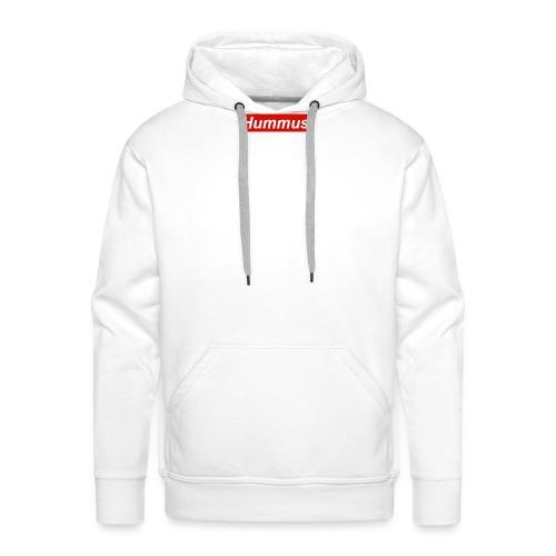 Hummus hoodie - Men's Premium Hoodie