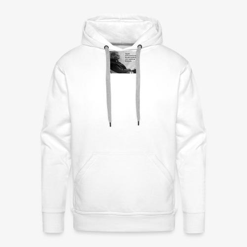 Mustafa kemal ataturk - Mannen Premium hoodie