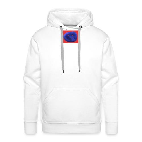 coole gezicht - Mannen Premium hoodie