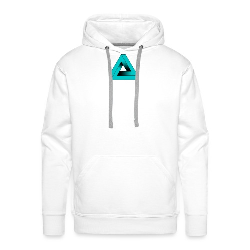 Impossible Triangle - Men's Premium Hoodie