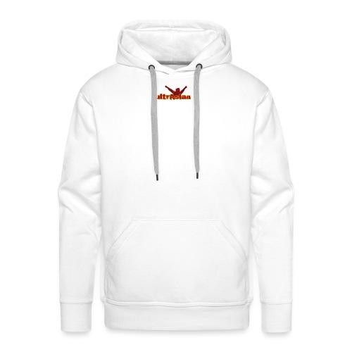 ultrAslan standard - Mannen Premium hoodie