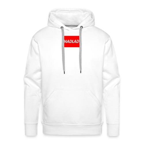 Madlad rot - Männer Premium Hoodie