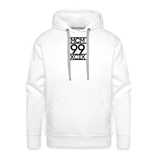 nieuw png - Mannen Premium hoodie