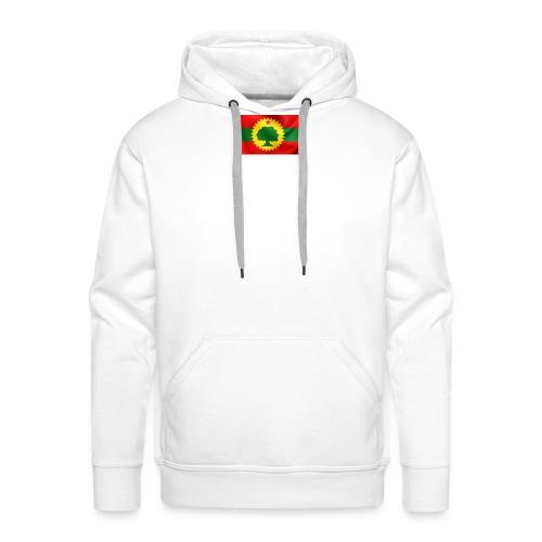 Oromo flag hoodie/ T shirt - Mannen Premium hoodie