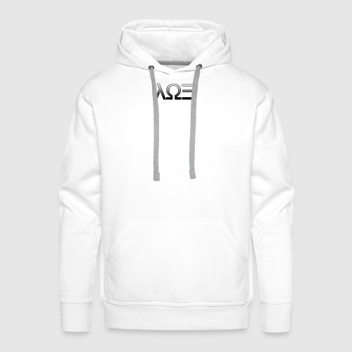 Logo by asap_future - Sweat-shirt à capuche Premium pour hommes