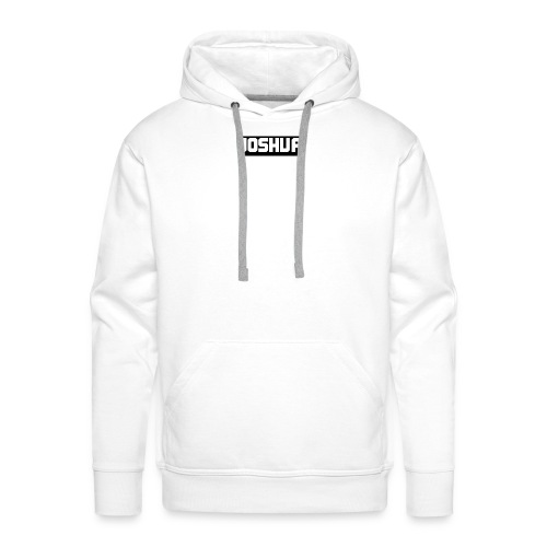Joshua - Sweat-shirt à capuche Premium pour hommes