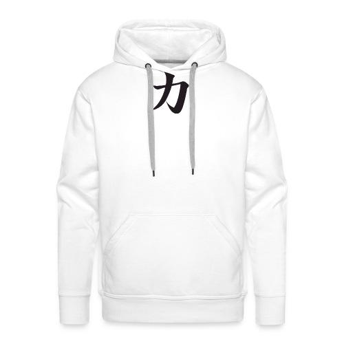Katana - Sweat-shirt à capuche Premium pour hommes