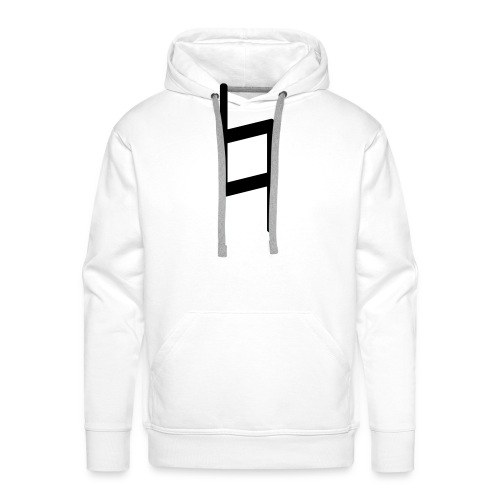 holy brand shirt, black - Männer Premium Hoodie