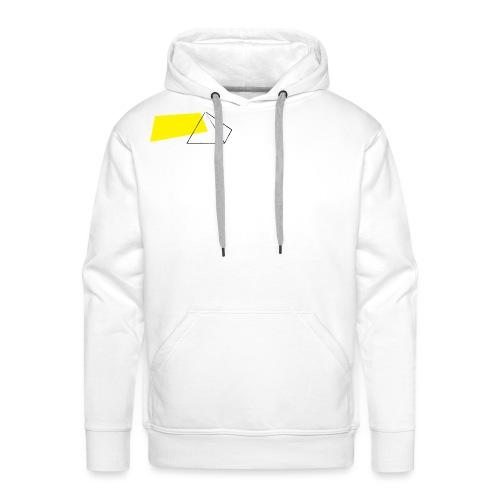 piramid - Mannen Premium hoodie