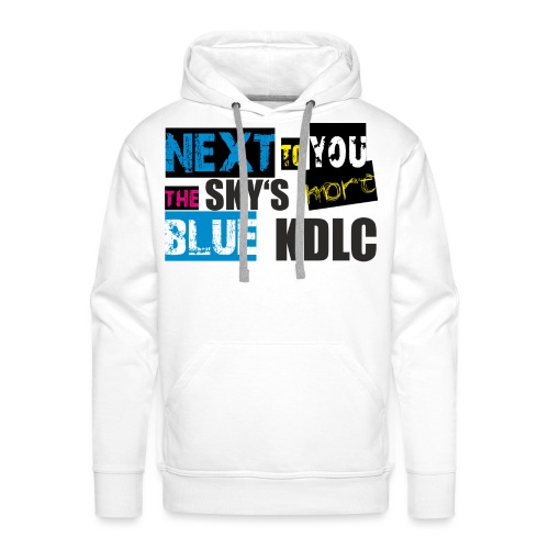 Next to you KDLC - Männer Premium Hoodie