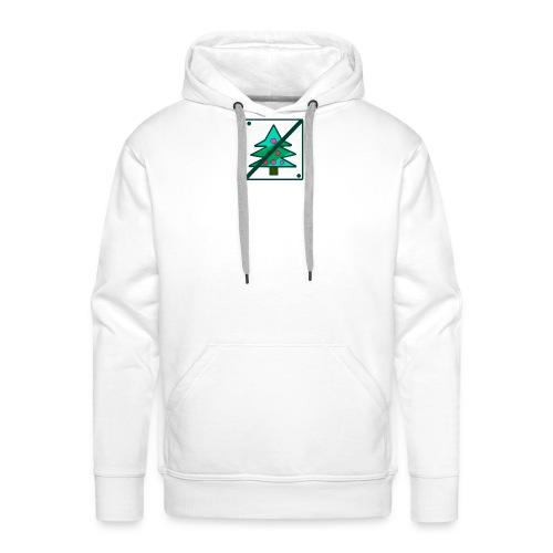 Anti Xmas T Shirt Baum - Männer Premium Hoodie