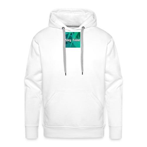 Old Logo - Mannen Premium hoodie