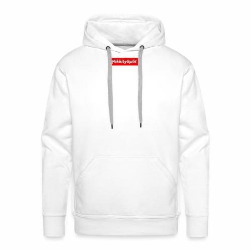Rikkity Split official exclusive merchandise - Men's Premium Hoodie