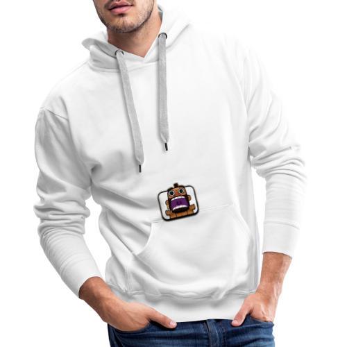 Hog rider scream - Mannen Premium hoodie