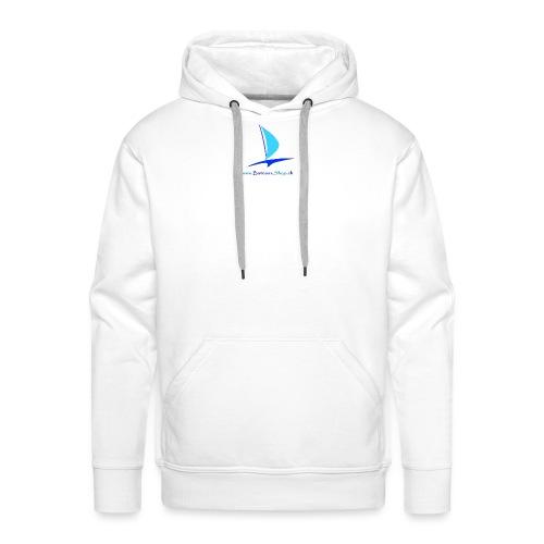 BSlogo - Sweat-shirt à capuche Premium pour hommes