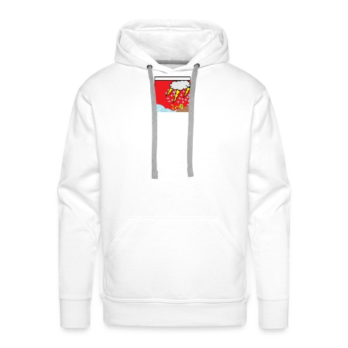 rot - Männer Premium Hoodie