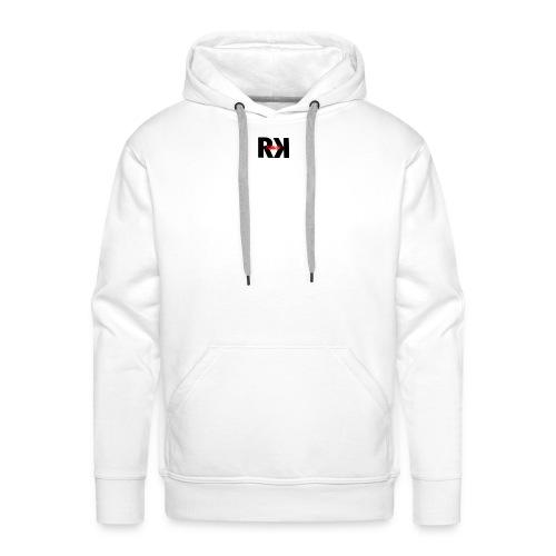 Rk finalize shirt - Men's Premium Hoodie