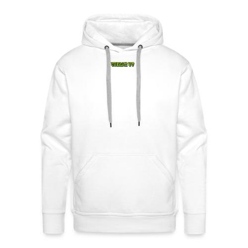 Maglietta Thenaz TV - Felpa con cappuccio premium da uomo