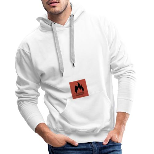 PureShirt ProVsNoob - Männer Premium Hoodie