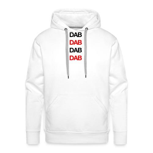 Dab - Men's Premium Hoodie