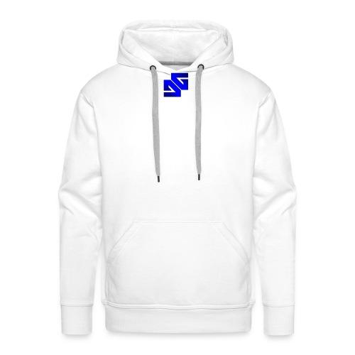 lightningrp logo png - Sweat-shirt à capuche Premium pour hommes