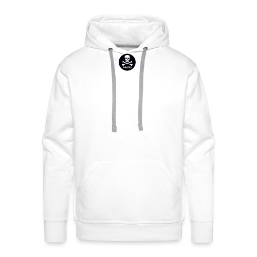 skull-and-bones-pirates-jpg - Mannen Premium hoodie