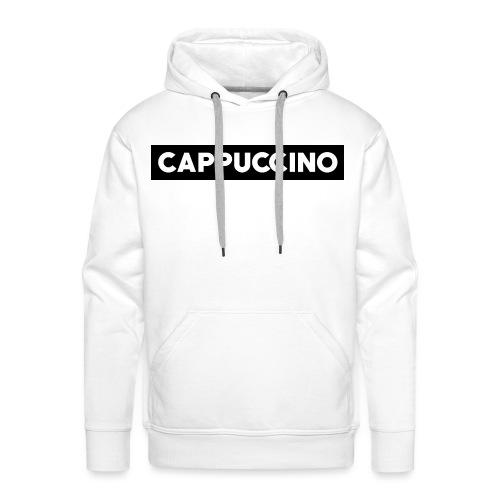 Cappuccino - Männer Premium Hoodie