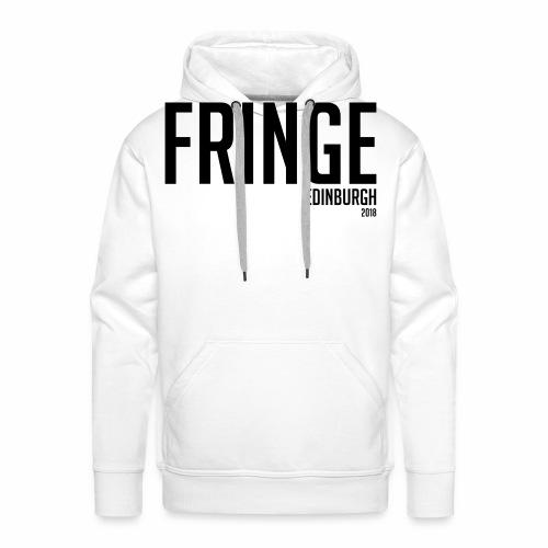 Fringe 2018 White - Men's Premium Hoodie
