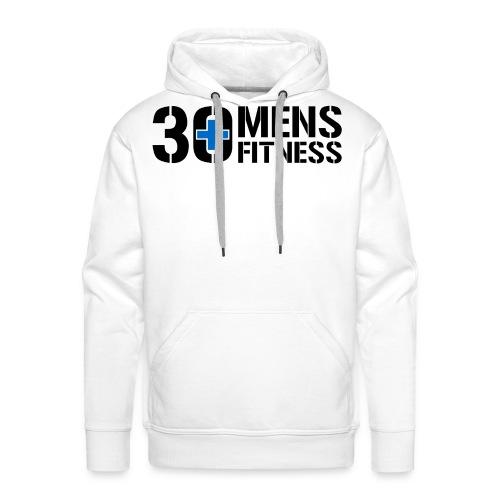 30 Plus Hoodie - Men's Premium Hoodie