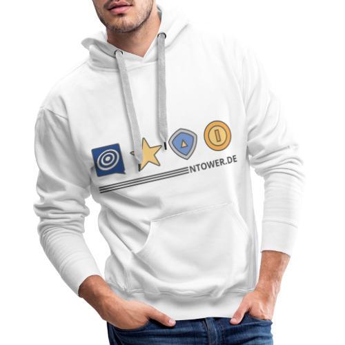 ntower items - Männer Premium Hoodie