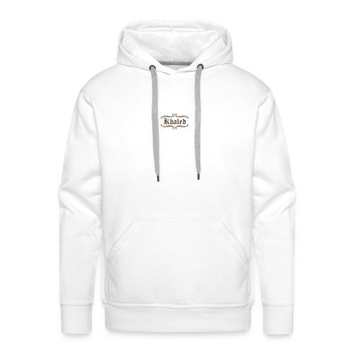 Khaled - Mannen Premium hoodie
