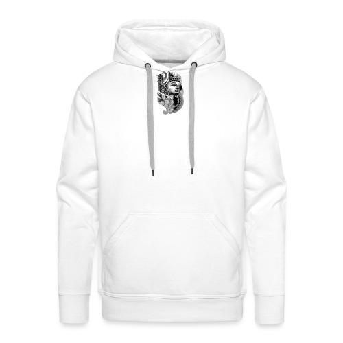 buddha - Mannen Premium hoodie