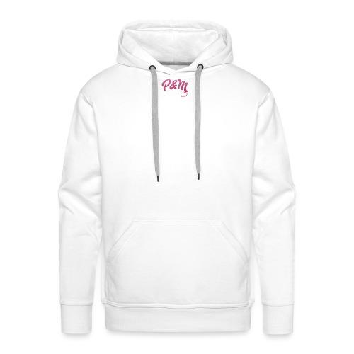 PM - Sweat-shirt à capuche Premium pour hommes