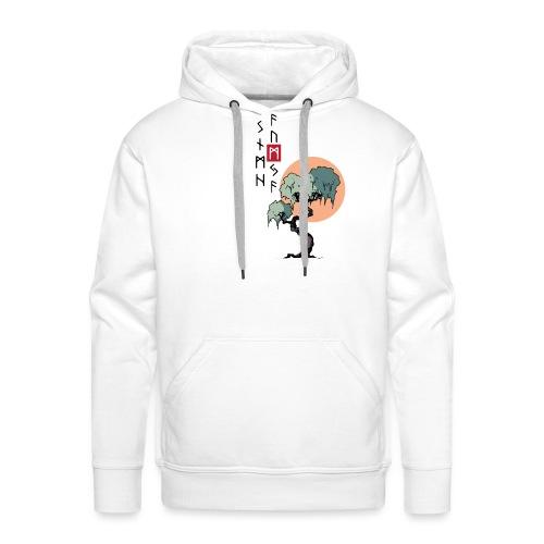 Yggdrasil - Sweat-shirt à capuche Premium pour hommes
