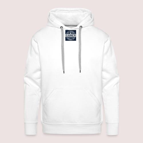 Gamer Logo - Männer Premium Hoodie