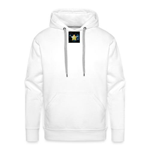 Logo Janvier-Juin 2017 de StarStudio LeLive ! - Sweat-shirt à capuche Premium pour hommes