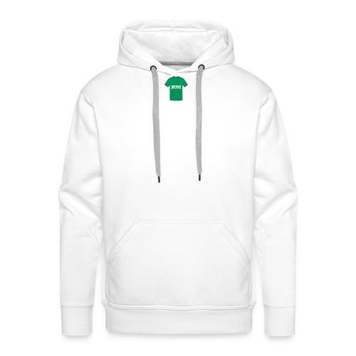 BM groen t-shirt - Mannen Premium hoodie