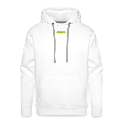 t-shirt Ameen - Herre Premium hættetrøje