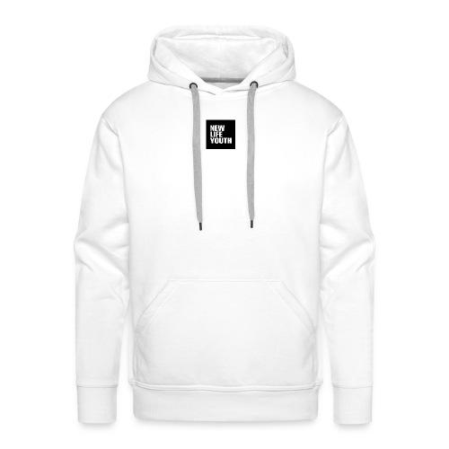 NLY LOGO - Mannen Premium hoodie