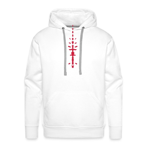 Red Spine - Men's Premium Hoodie