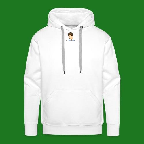 Heren t--shirt cartoon Lewis - Mannen Premium hoodie
