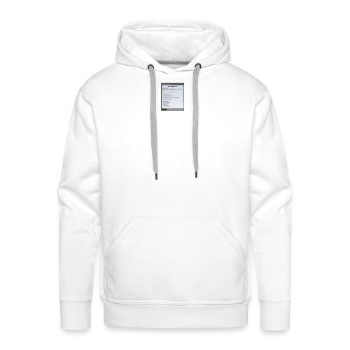 chap1 - Männer Premium Hoodie