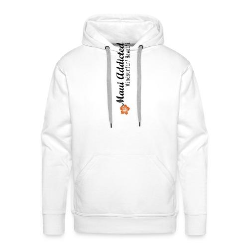 MAddLogoVert ai - Men's Premium Hoodie