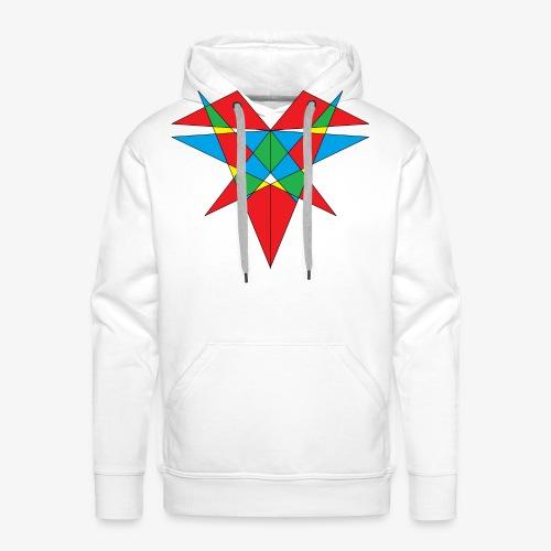 <3 - Mannen Premium hoodie