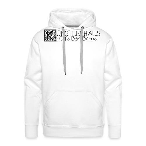 Kuenstlerhaus_Vektor1 - Männer Premium Hoodie